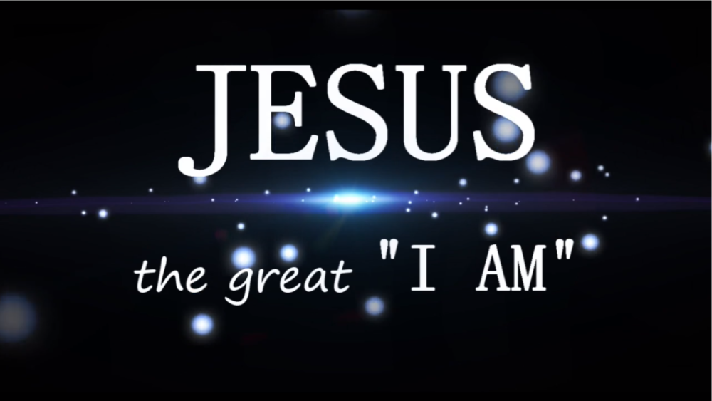 Jesus The Great \